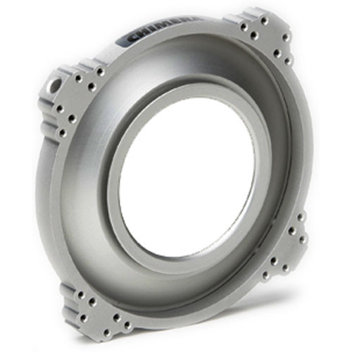 Chimera Speed Ring, Aluminum for Video Pro Bank - Circular 4-1/2""