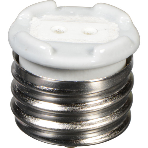 Chimera Mogul Base to 2-Pin Lamp Adapter