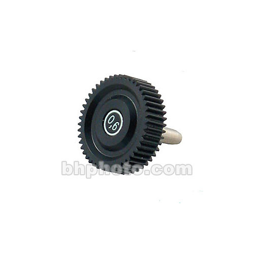 Chrosziel Focus Drive Gear for Studio Rig Follow Focus Systems (0.6, 52 Teeth)