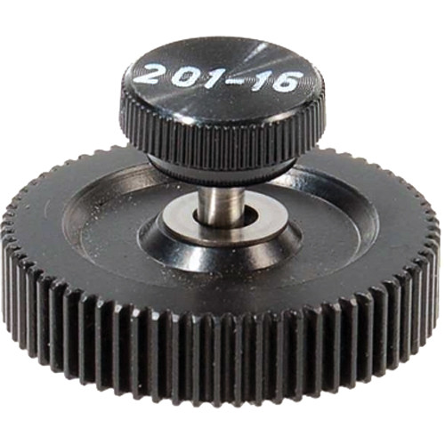 Chrosziel Focus Drive Gear for Studio Rig Follow Focus Systems (0.5, 68 Teeth)
