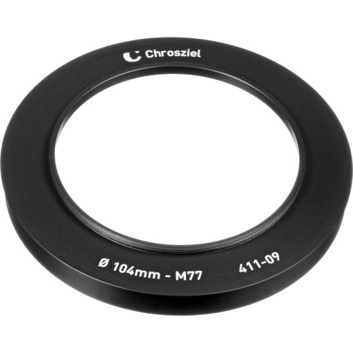 Chrosziel 411-09 104-77mm Step Down Adapter Ring
