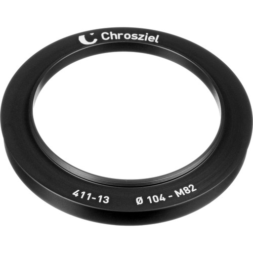 Chrosziel 411-13 104-82mm Step Down Adapter Ring