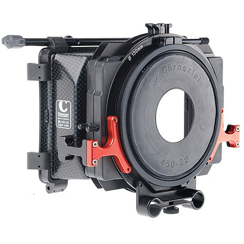 Chrosziel Matte Box 450W-20 Super Wide Ring Kit