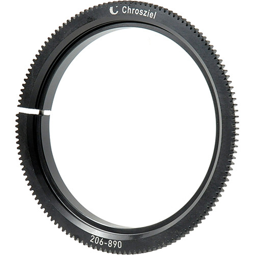 Chrosziel C-206-890 Split Gear Ring for Canon EF 70-200mm Lens (89mm)