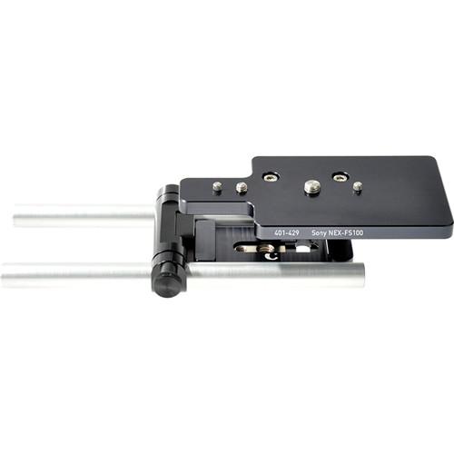 Chrosziel Lightweight Support for Sony NEX-FS100 Camera