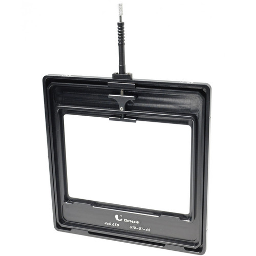 "Chrosziel 4x5.65""/4x4"" Insert Filter Holder for 6.6x6.6"" Filter Holders"