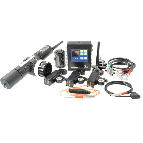 Chrosziel Aladin MKII 3-Axis Wireless Lens Control System Kit