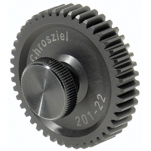 Chrosziel Focus Drive Gear for Studio Rig Follow Focus Systems (0.8, 44 Teeth)
