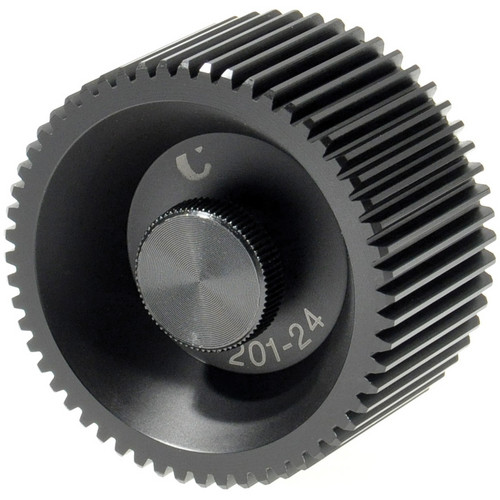 Chrosziel Wide Focus Drive Gear for Studio Rig Follow Focus Systems (0.8, 56 Teeth)