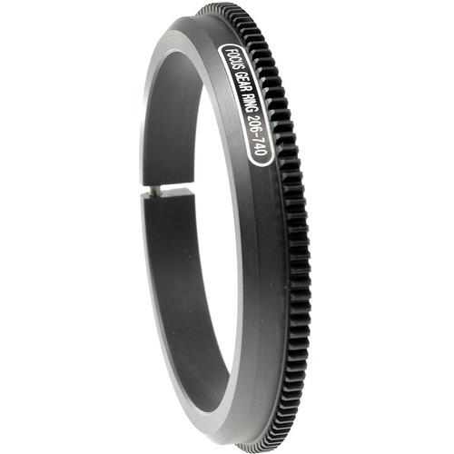 Chrosziel Gear Ring for Canon EF Zoom - 18-135 mm
