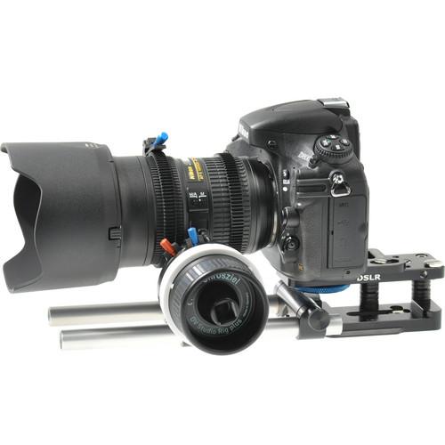 Chrosziel Starter Follow Focus DV Studio Rig Kit for Nikon D800