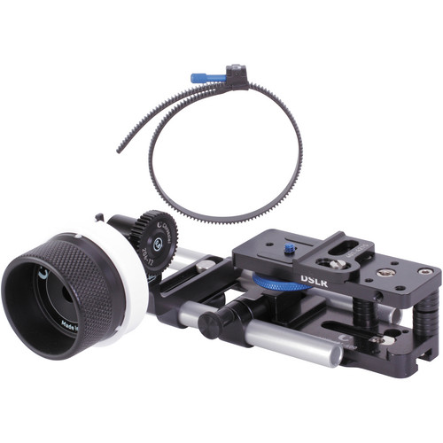 Chrosziel Economy Follow Focus Kit for Canon D5/D7