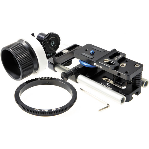 Chrosziel Follow Focus EOSA Kit for Canon 5D with Canon EF 24-105mm