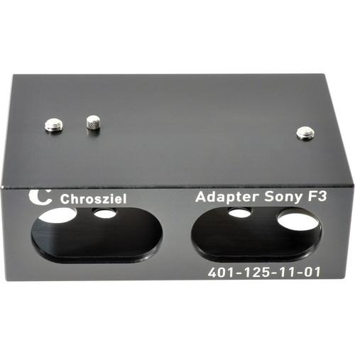 Chrosziel Camera Adapter for Sony PMW-F3