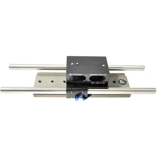 Chrosziel Bridge Plate for Sony PDW-F3 (19mm)