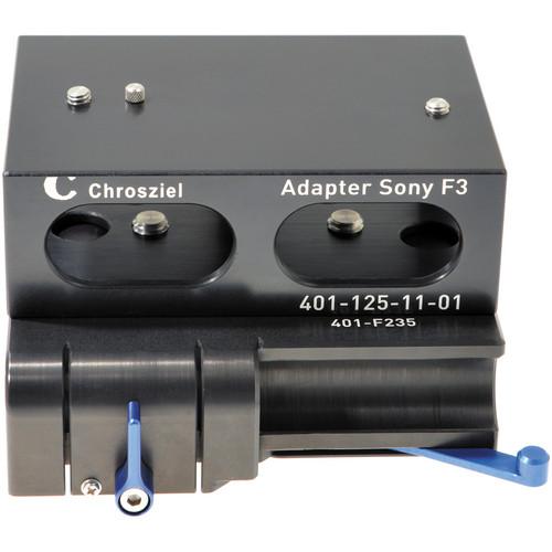 Chrosziel Top Bridge for Sony PDW-F3