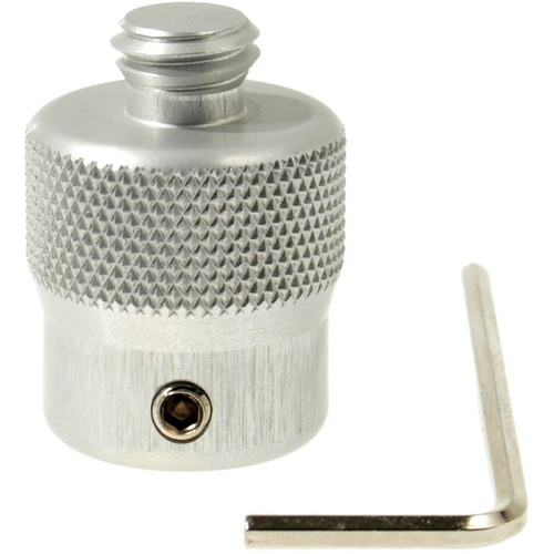 "Chrosziel End Cap with 3/8"" Screw"