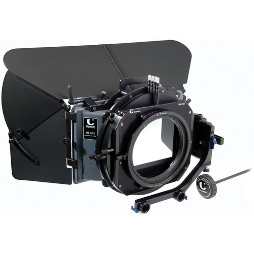 Chrosziel Matte Box 602 with A Flexible Shaft and 4 Filter Holders