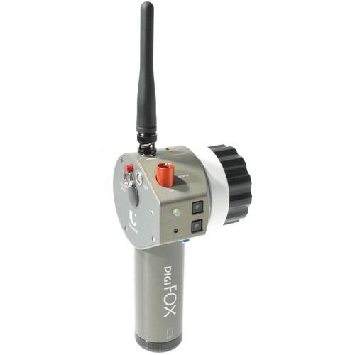 Chrosziel Digi FOX Transmitter (457 MHz) Complete System with 1.5 V Battery