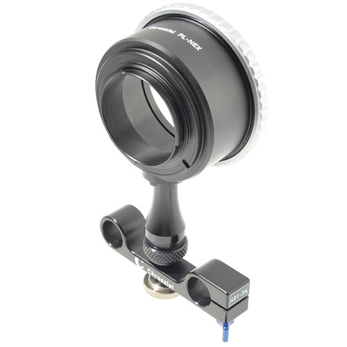 Chrosziel Adapter for PL Lenses for Sony NEX-FS100