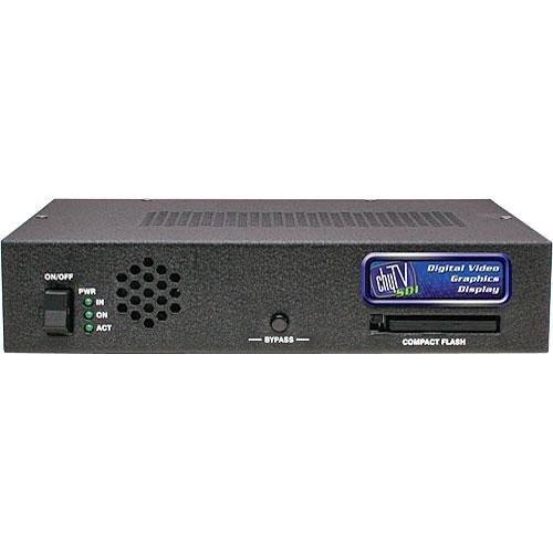 Chytv ChyTV SDI Video Graphics Information Display (NTSC)