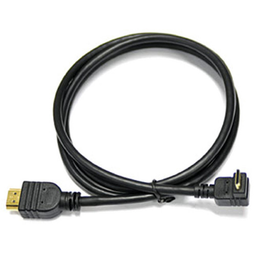 "Cineroid HDMI Mini (Type C) Male to HDMI (Type A) Male Cable - 27"" (Front)"
