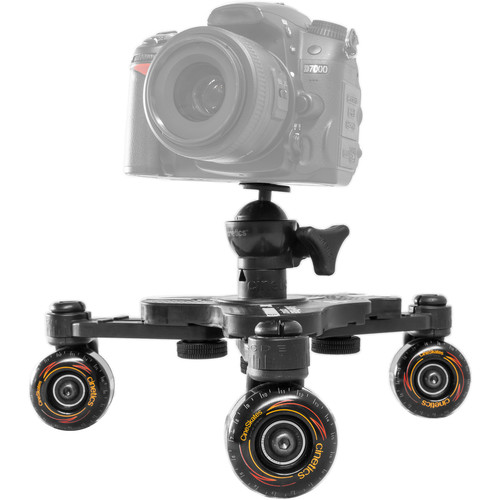 Cinetics CineSkates Pro Tabletop Camera Dolly