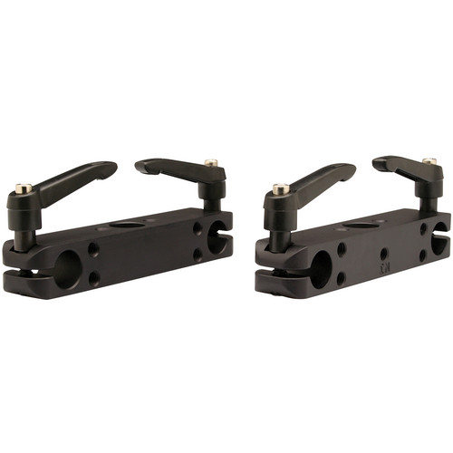 "Cinevate Inc Atlas 5/8"" End Blocks (2x) and Kip Handles (4x)"