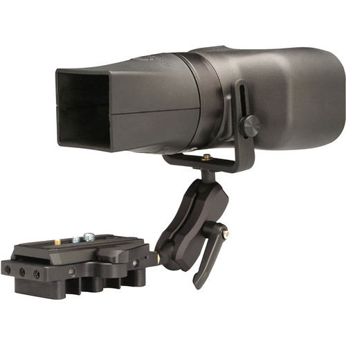 Cinevate Inc Simplis Quick Release Plate with Cyclops DSLR Viewfinder