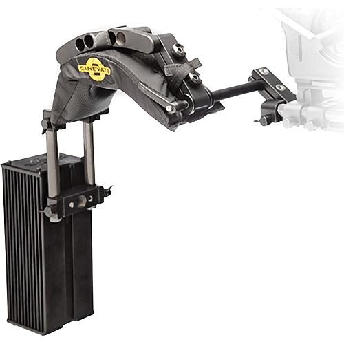 Cinevate Inc CIDSLR000031 DSLR Shoulder Mount with Offset Kit