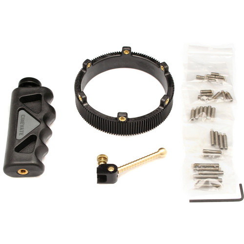 Cinevate Inc CIFFAS000021 Cinevate Small Grip, Gear Ring, and Lever Kit