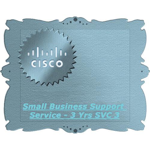 Cisco CON-SBS-SVC3 Small Business Support Service