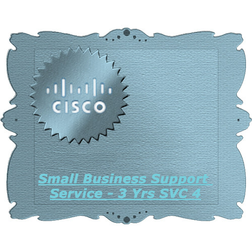 Cisco 3-Year Small Business Support Service