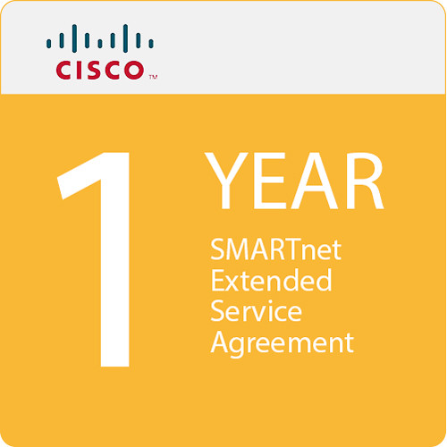 Cisco 1 Year Extended Service Agreement for Smartnet