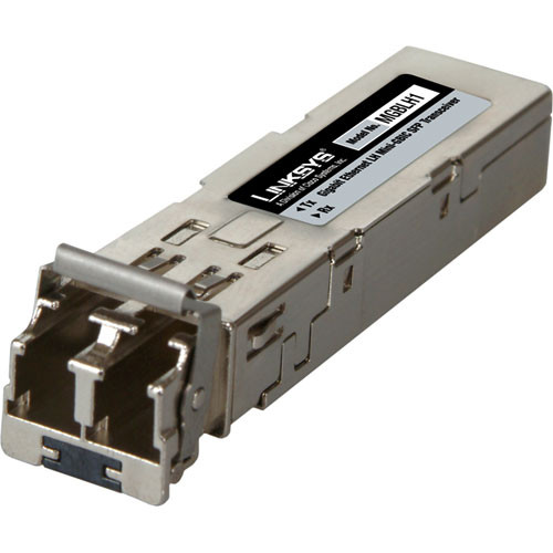 Cisco Cisco MGBLH1 Gigabit LH Mini-GBIC SFP Transceiver