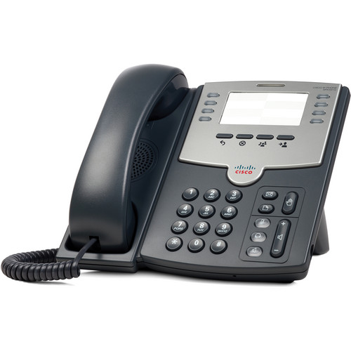 Cisco Basic 8-Line IP Phone with PoE