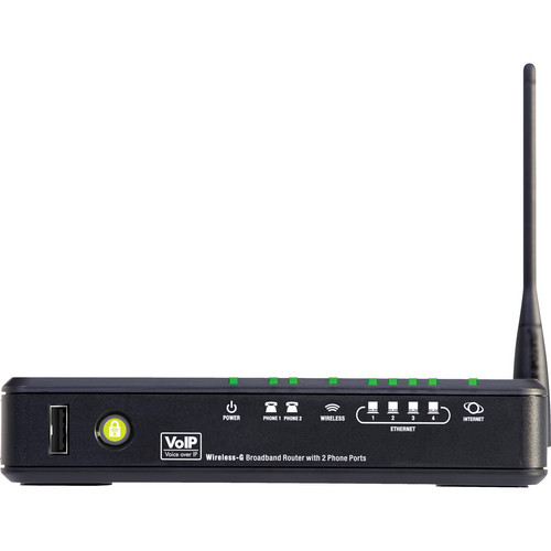 Cisco WRP400 Wireless-G Broadband Router with 2 Phone Ports