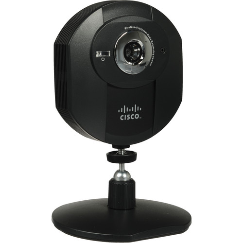 Linksys Wireless-N Internet Home Monitoring Camera
