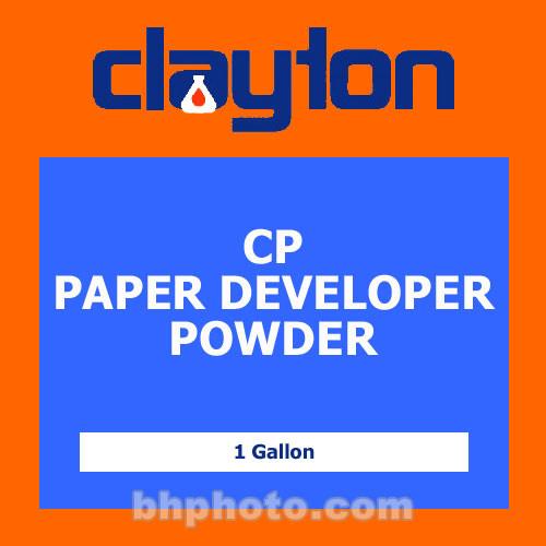 Clayton CP Black & White Paper Developer Powder - 1 Gallon