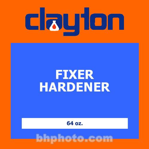 Clayton Fixer Hardener - 64 Oz