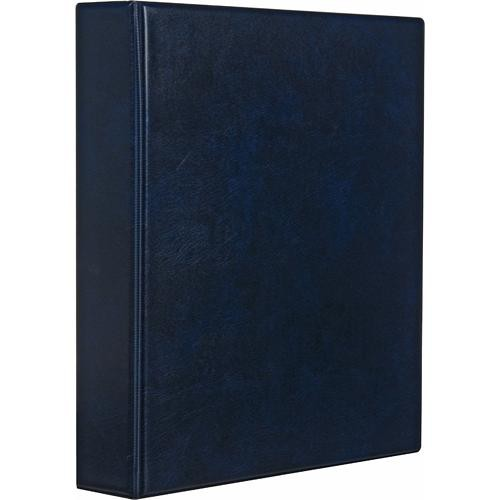 """ClearFile Classic Oversize Album - Holds up to 75 11-1/2 x 13-1/2"""" Pages, Blue"""