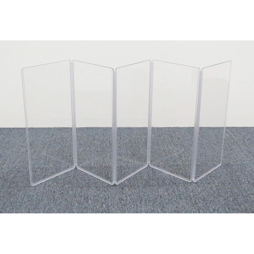 ClearSonic A2 5-Section Acrylic Panel