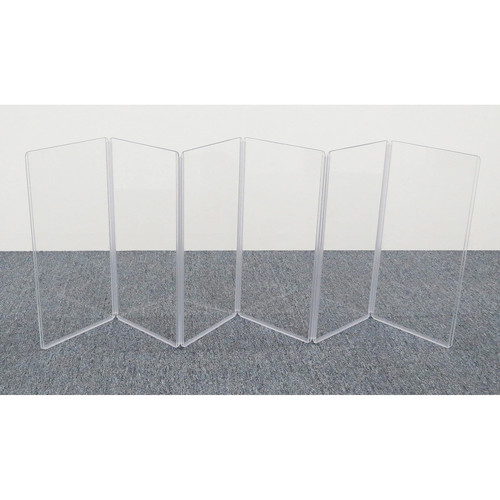 ClearSonic A2 6-Section Acrylic Panel