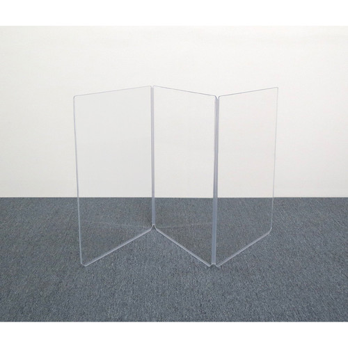 ClearSonic A3 3-Section Acrylic Panel
