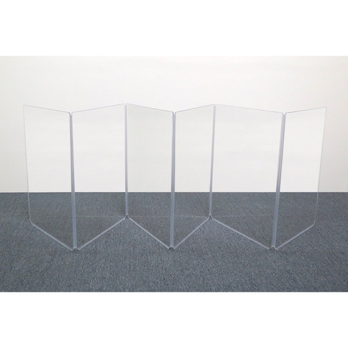 ClearSonic A3 6-Section Acrylic Panel