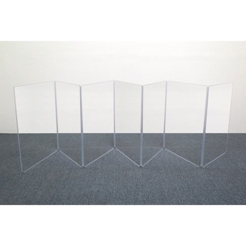 ClearSonic A3 7-Section Acrylic Panel