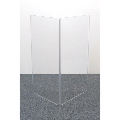ClearSonic A4 2-Section Acrylic Panel