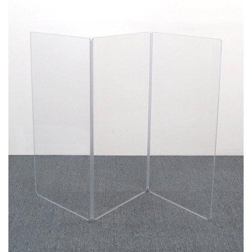 ClearSonic A4 3-Section Acrylic Panel
