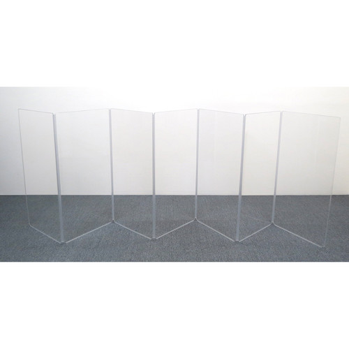 ClearSonic A4 7-Section Acrylic Panel