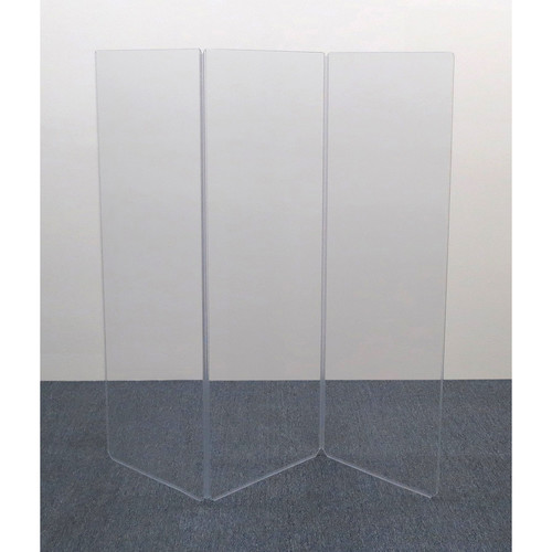 ClearSonic A5 3-Section Acrylic Panel